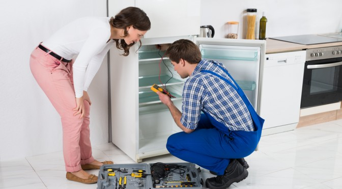 Fixing a fridge? We've Got Your Spare Parts Here In Brisbane